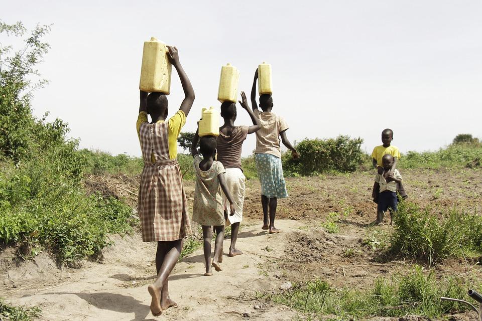 África, La Gente De Uganda, Uganda, Los Niños De Uganda