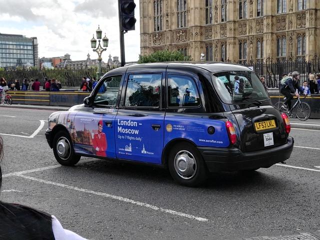 такси в англии называют ролях: Джордж Клуни