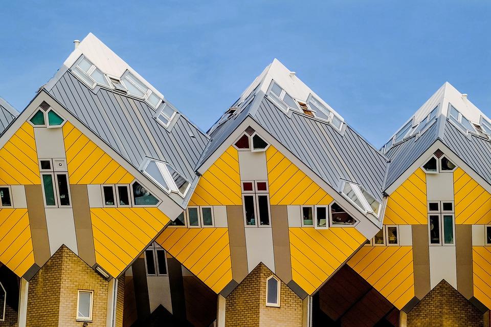 Maison Accueil Cubique - Photo gratuite sur Pixabay