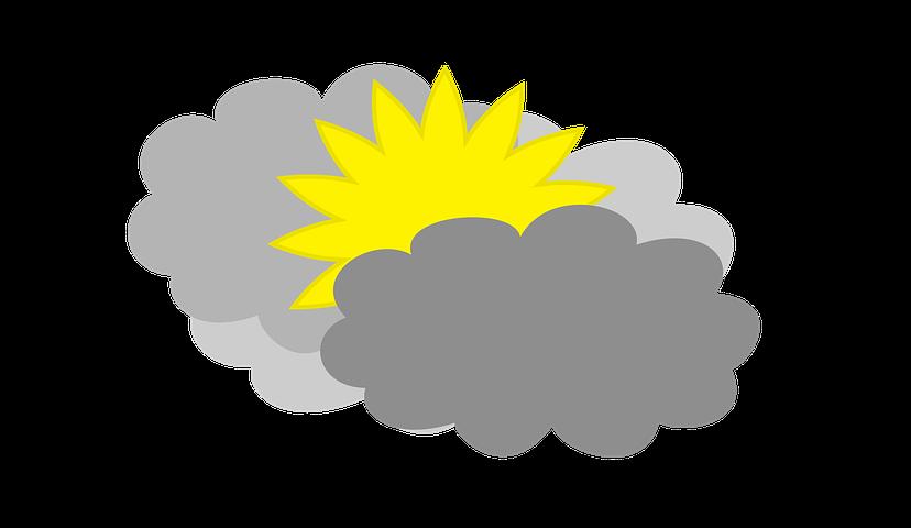 картинки переменная облачность облачко плачет террасами называют большое