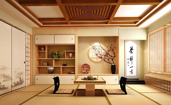 Japanese, Tatami, Effect Picture
