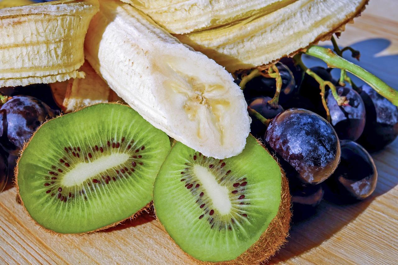 バナナ, フルーツ, 黄色, 健康, おいしい, 新鮮, 甘い, 熟した, ビタミン, 食べる, 食品