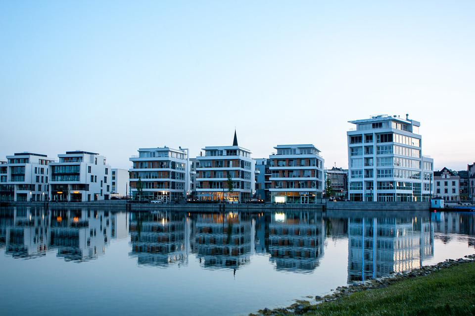 Architektur Dortmund dortmund phönix see architektur kostenloses foto auf pixabay
