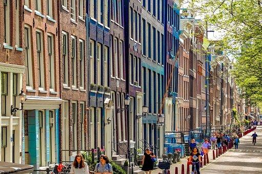 Casas de Ámsterdam