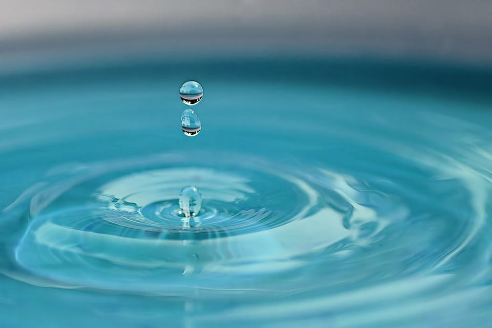 Free photo Water  Drop Splash Liquid Clean Free Image