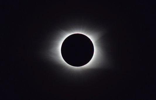 Solar Eclipse 2017, Totality, 2017