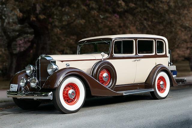 Packard 1934 Car · Free Photo On Pixabay