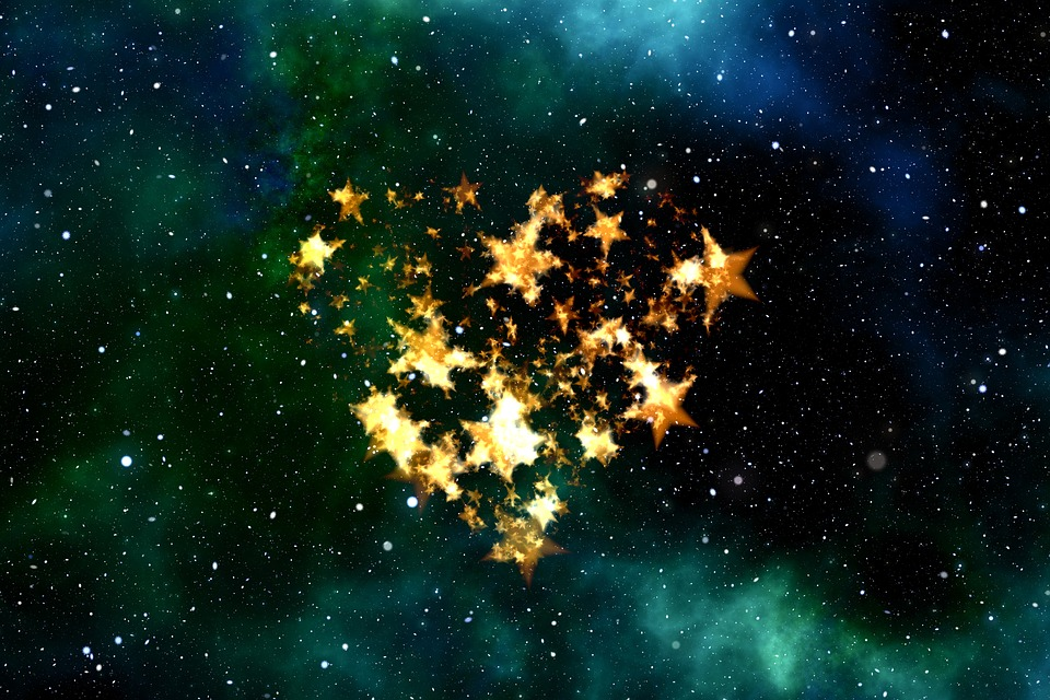 Image result for free images heart universe