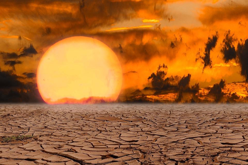علاقة الاحتباس الحراري بتغير المناخ