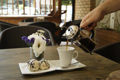 Kaffee, Filter Kaffee, Cookies, Cafe