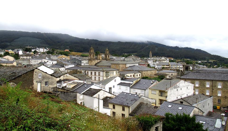 Mondoñedo, Galicia, Lugo, Catedral, San Jaime