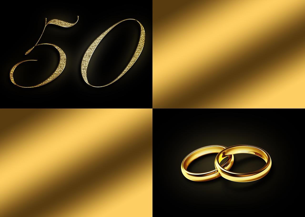Скучаю, открытка золотая свадьба 50 лет фон