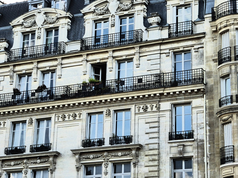 Home, Toulouse, Haussmanien, Immeuble, Architecture