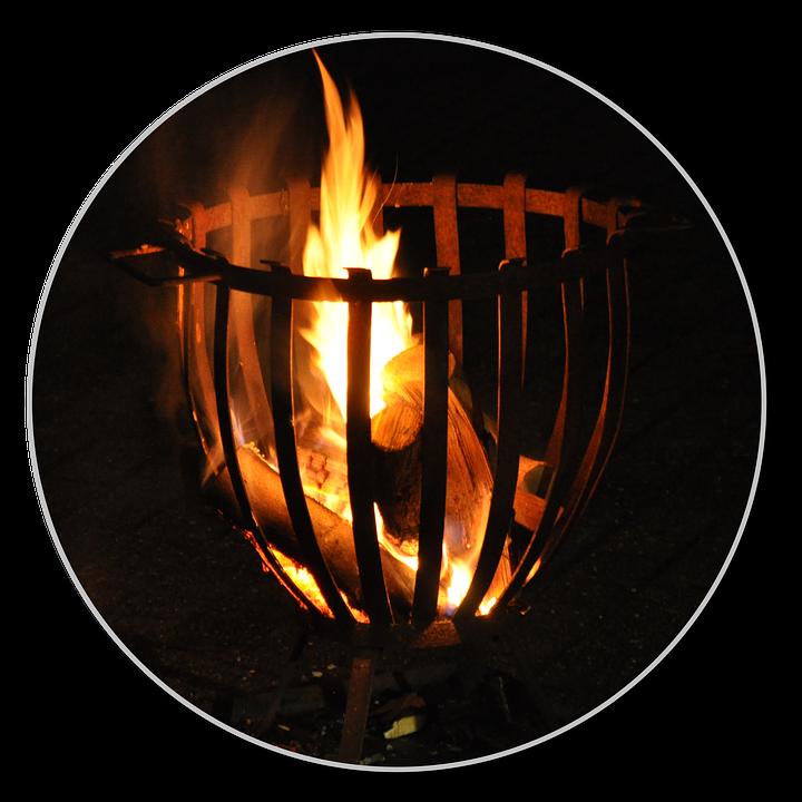 Feuerkorb Glut Feuer · Kostenloses Foto auf Pixabay