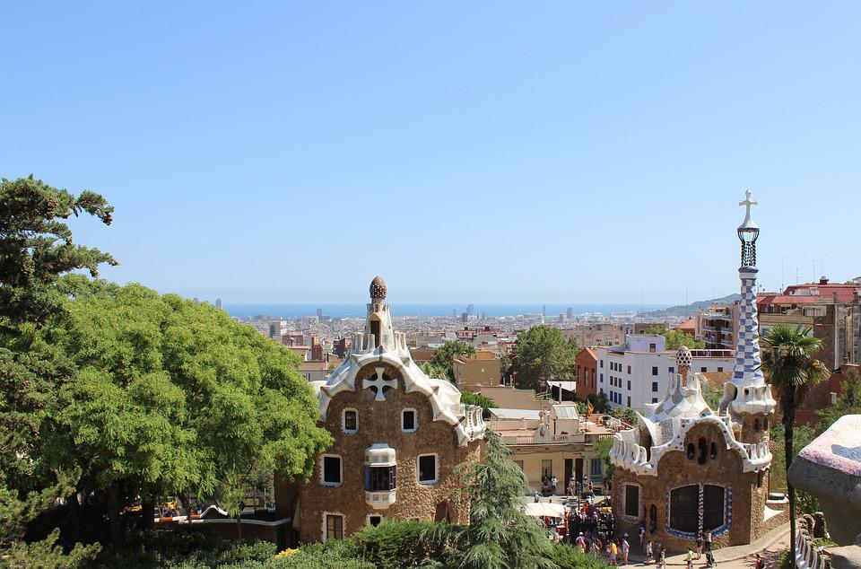 Park Guell-Barcelona