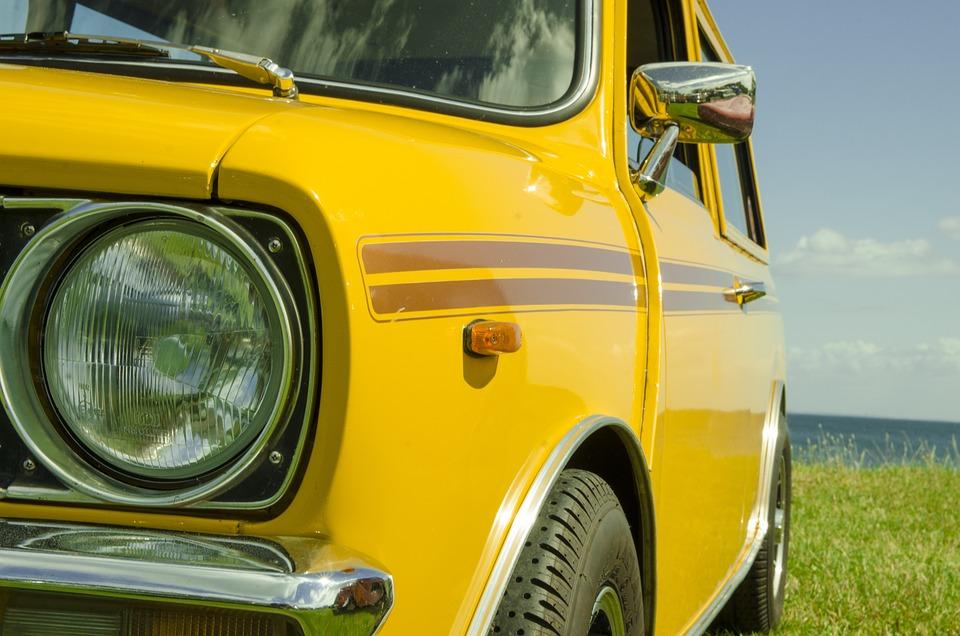 Morris Mini Samochód Samochody Darmowe Zdjęcie Na Pixabay