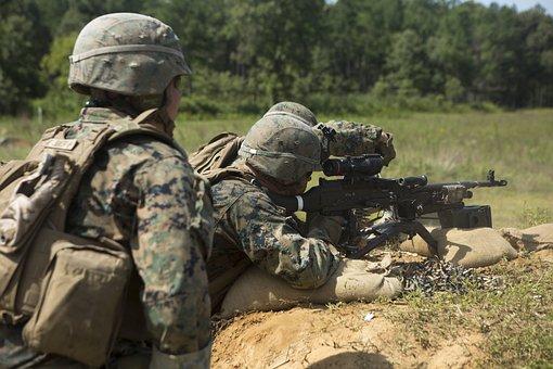 Thủy Quân Lục Chiến, Đào Tạo
