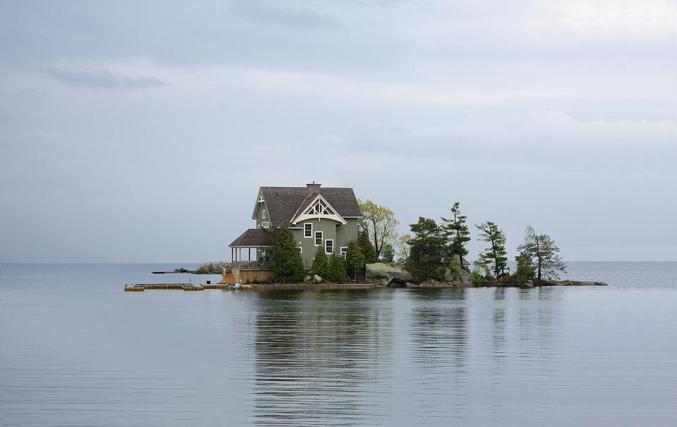 Casa Lago De Campo · Foto gratis en Pixabay
