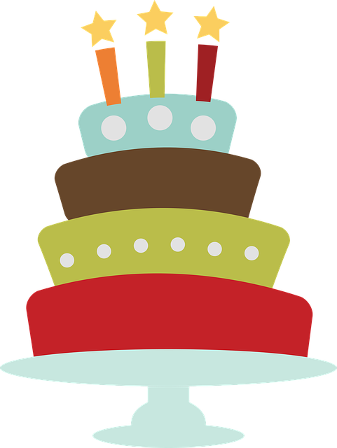 Png Birthday Cake Clipart