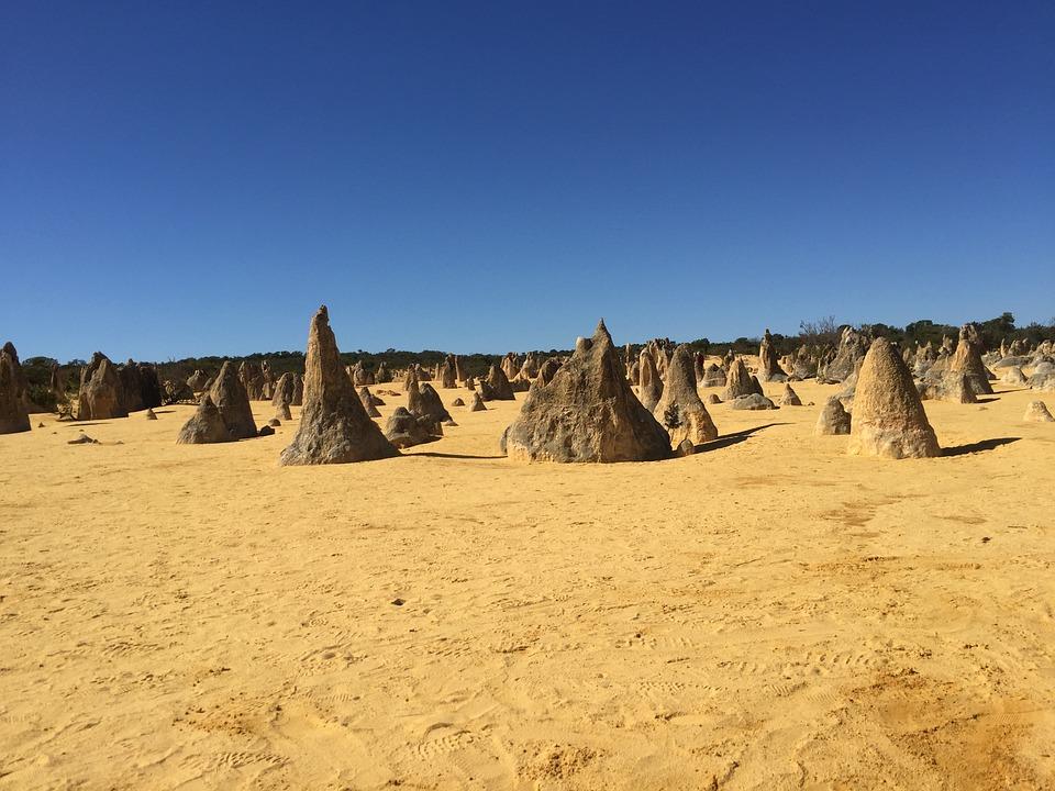 The Pinnacles, Australia, Nambung National Park, Desert