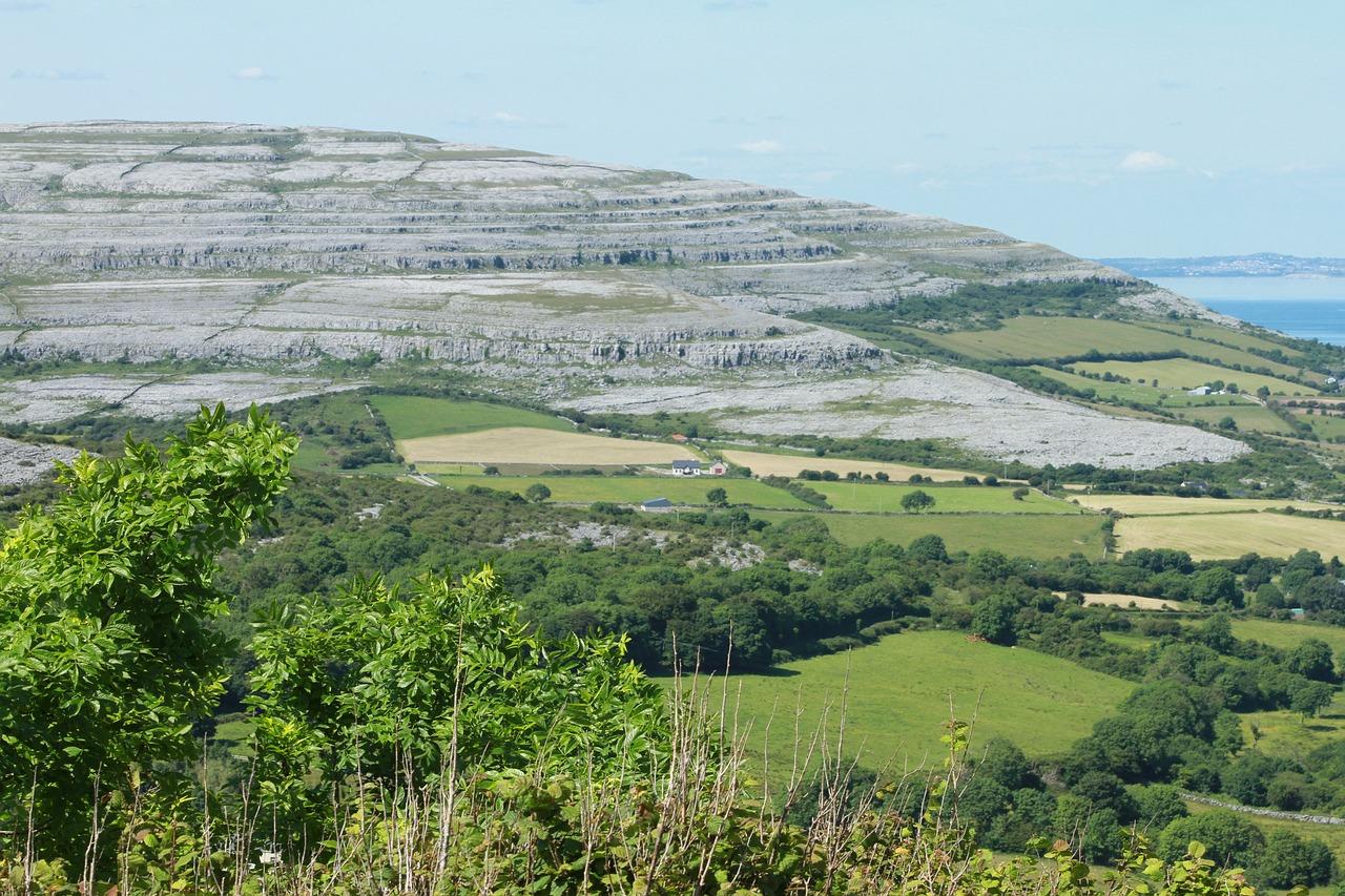 View Of The Burren Limestone Rock - Free photo on Pixabay
