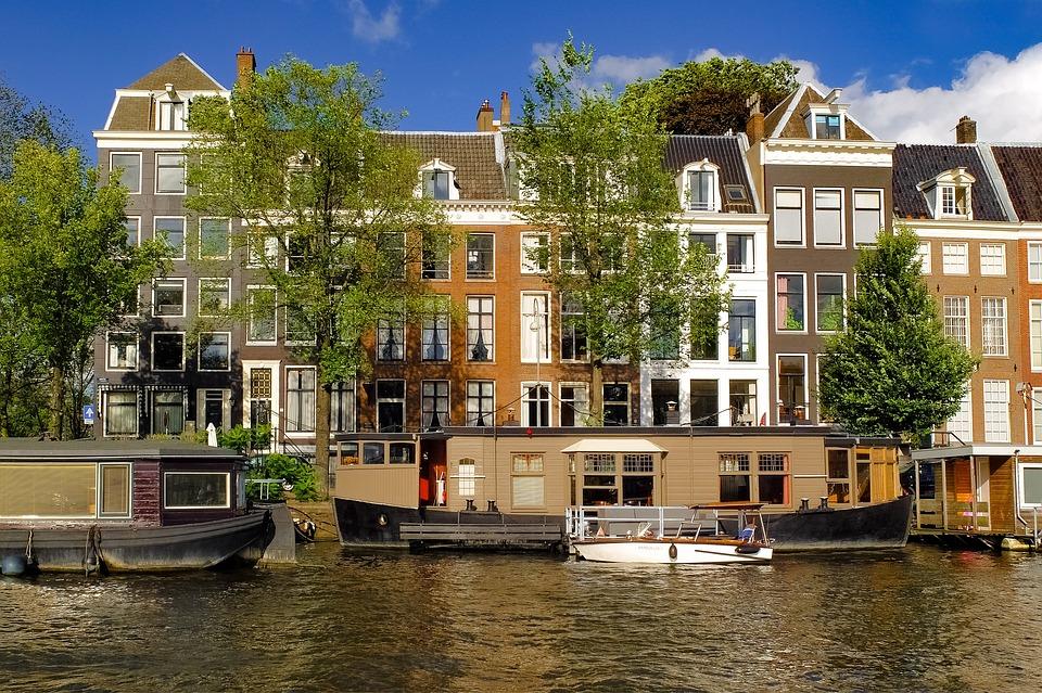 Cityscape Amsterdam House - Free photo on Pixabay