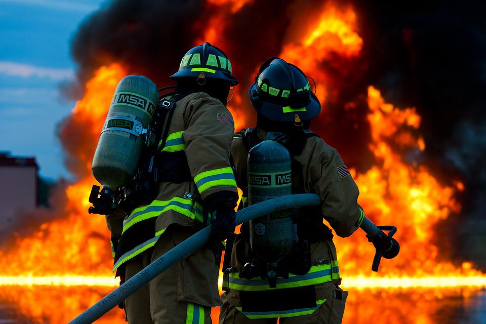 Firefighter Images Pixabay Download Free Pictures