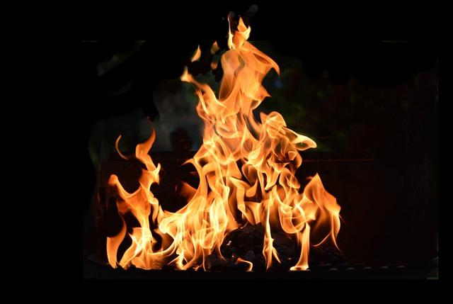 Fire Flame Fiery 183 Free Photo On Pixabay