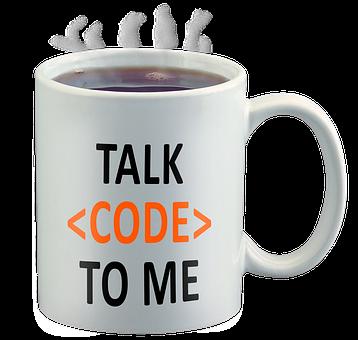 Code Geek, Parler De Code Pour Moi