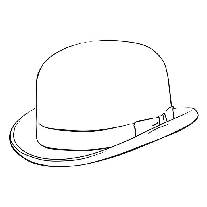 Hut Färbung Linie · Kostenloses Foto auf Pixabay