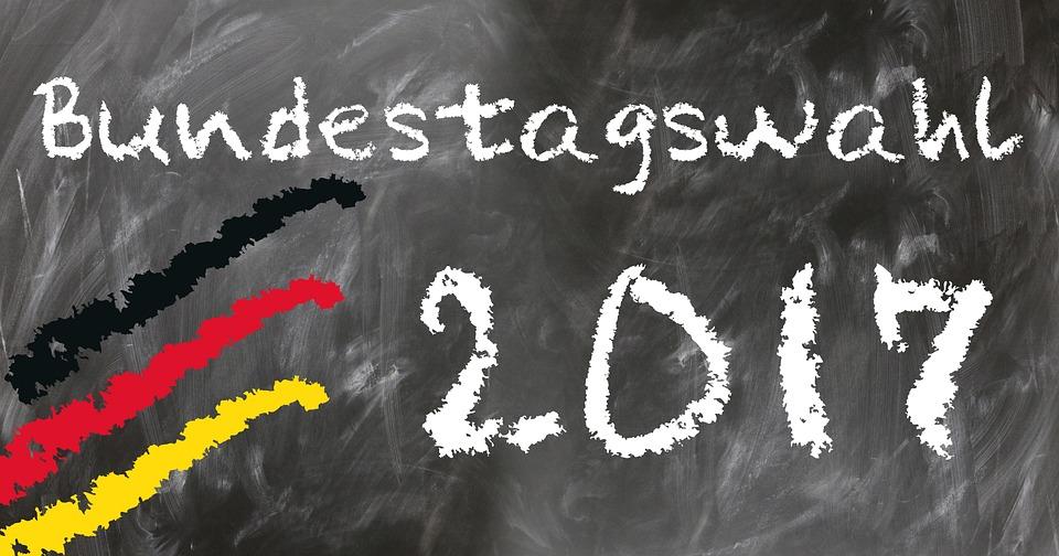 Bundestag Választási, 2017, Demokrácia, Németország