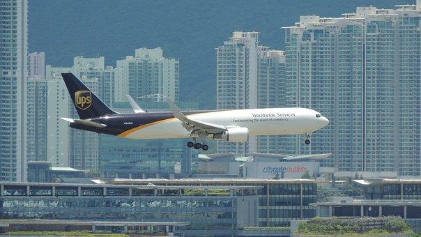 Hong Kong, Avión, De Viaje, Aeropuerto