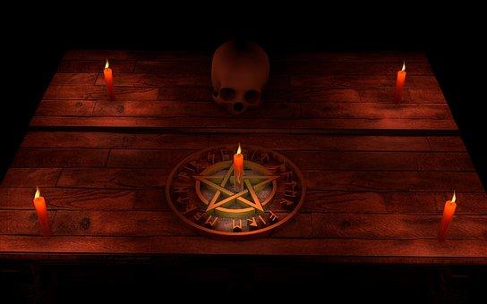 Pentacle, Magic, Occultism, Mystic