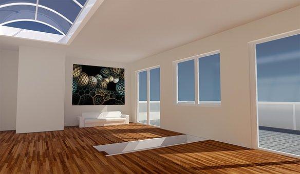 Gallery, Space, Lichtraum