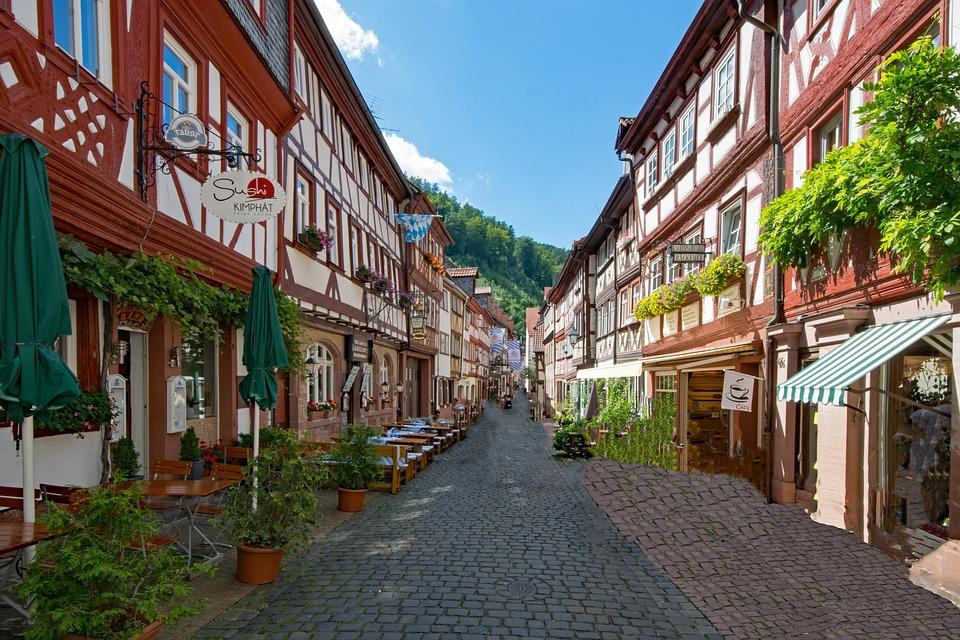 Miltenberg Odenwald Bavaria - Ảnh miễn phí trên Pixabay