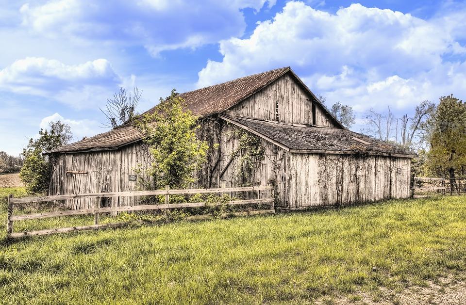Rustic Barns free photo: barn, rustic, barns, ohio - free image on pixabay
