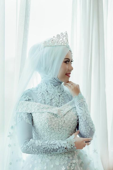 Wedding dress free pictures on pixabay wedding women dress hijab junglespirit Gallery