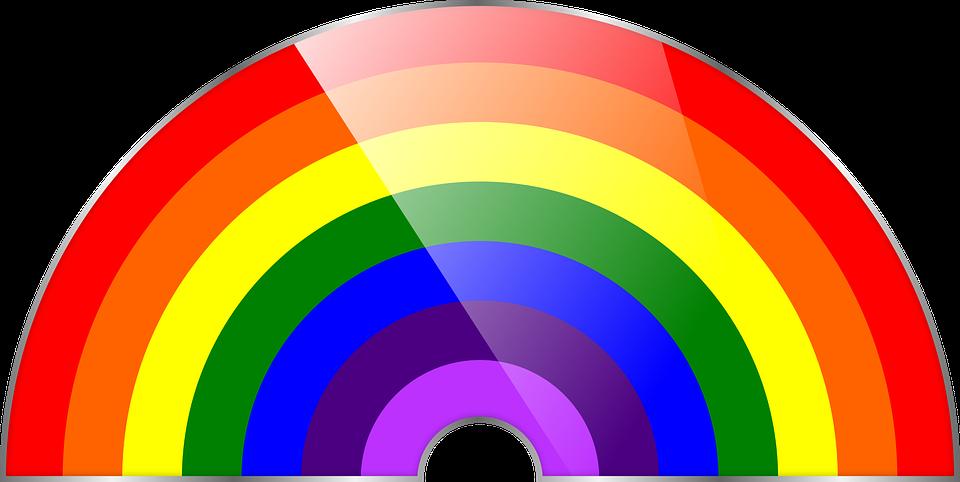 Regenbogen Farben Multicolor Kostenloses Bild Auf Pixabay