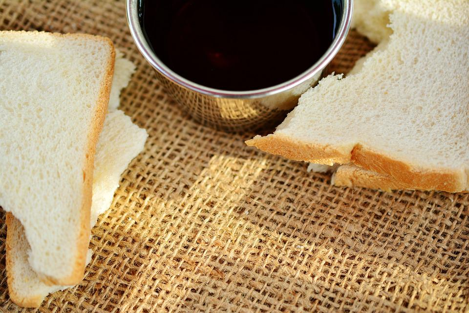 Last Supper, The Bread And Wine, Worship, Cross, Church
