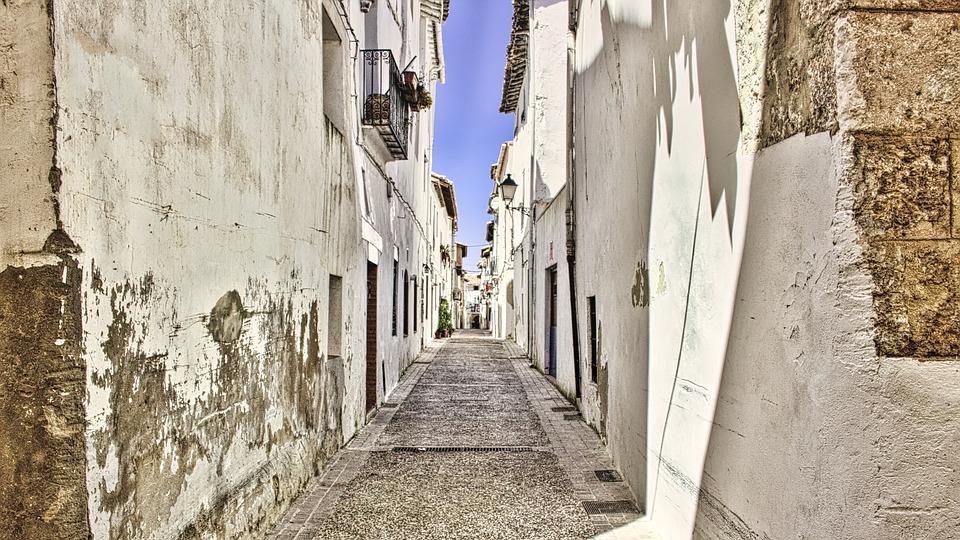 Rue Vide Espagne - Photo gratuite sur Pixabay