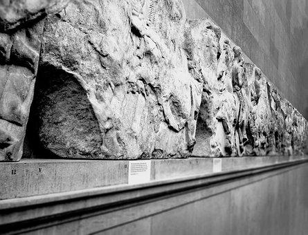 Musée Britannique, Parthénon, Acropole