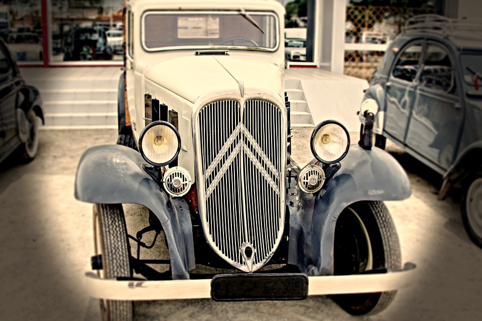 Free photo: Old Car, Old Cars, Traction - Free Image on Pixabay ...