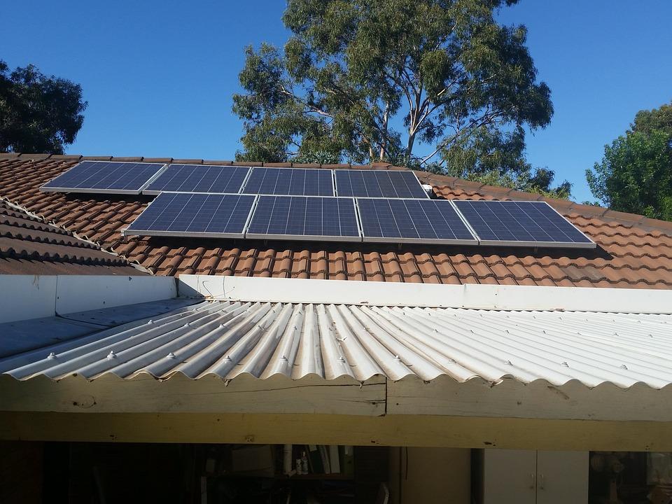 Panneaux Solaires, Les Cellules Photovoltaïques, Tuiles