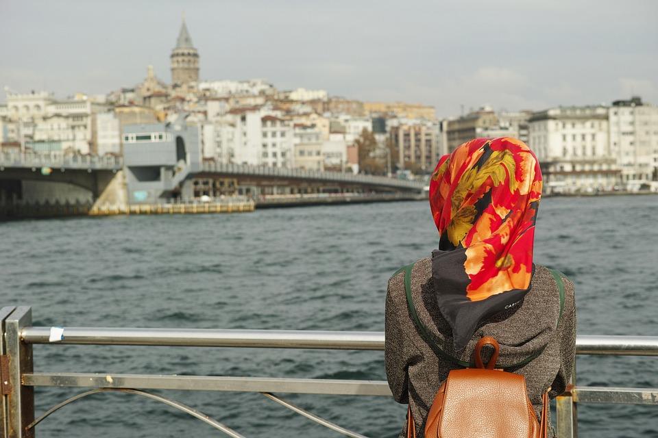 hidžiab, musulmonė moteris