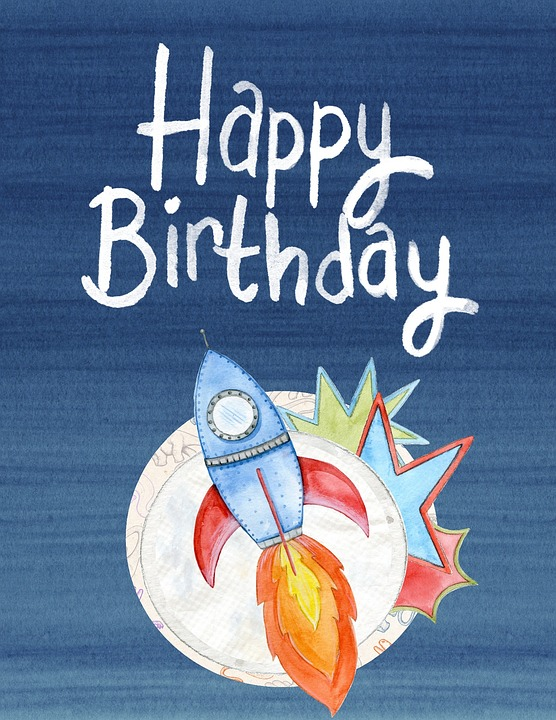 Free illustration Happy Birthday Greeting Card Free Image on – Latest Birthday Greeting Cards