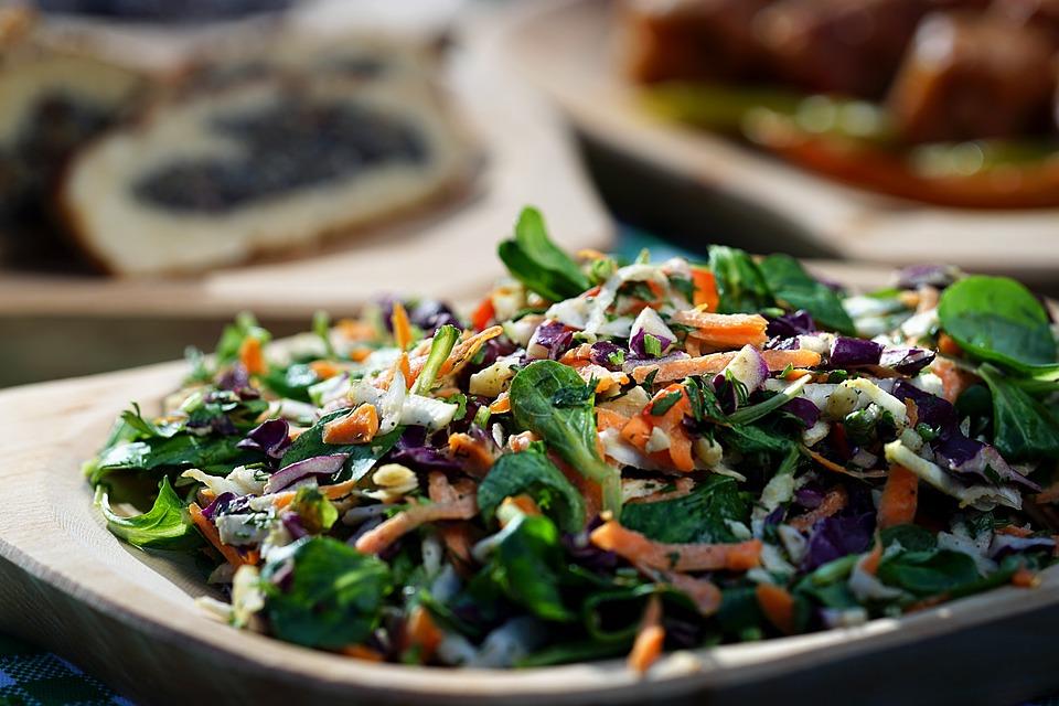 Winter-Salat Salat Roh · Kostenloses Foto auf Pixabay
