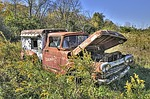 ford, dilapidated