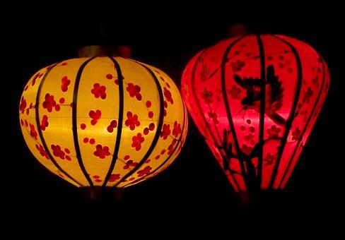 Lanternes Chinoises, Hoi An