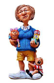 Barnvakt, Barn Pedagog, Nanny