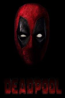 Marvel, Deadpool, Tapety, Działania